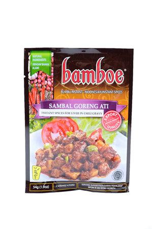 Bamboe Sambel Goreng Ati