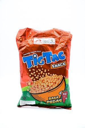 Tic Tac Rasa Pedas Snack