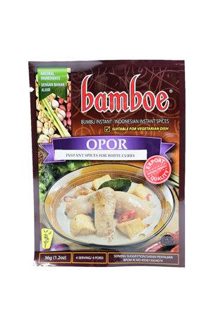 Bamboe Opor