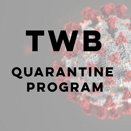 Quarantine Program