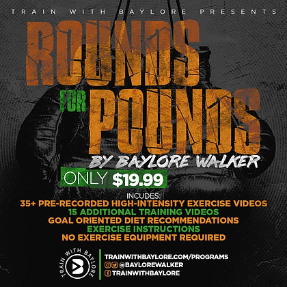 Rounds for Pounds