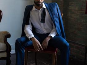 Suit up The Dapper Man