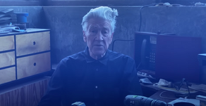 David Lynch has Started a Youtube Channel