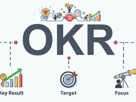 Utilizando OKR na vida pessoal