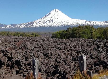 Voyage au Chili avec Secret River