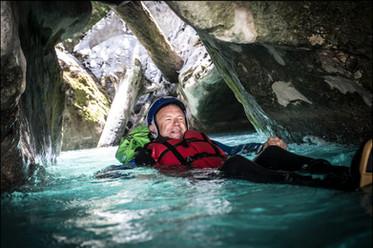 Randonnée aquatique Verdon
