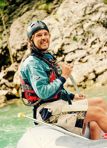 Guide rafting verdon
