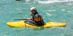 Kayak sur le Verdon