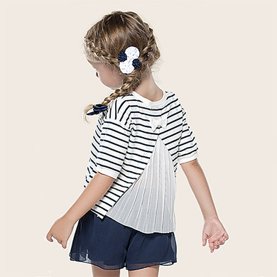 Pretty In Stripes!