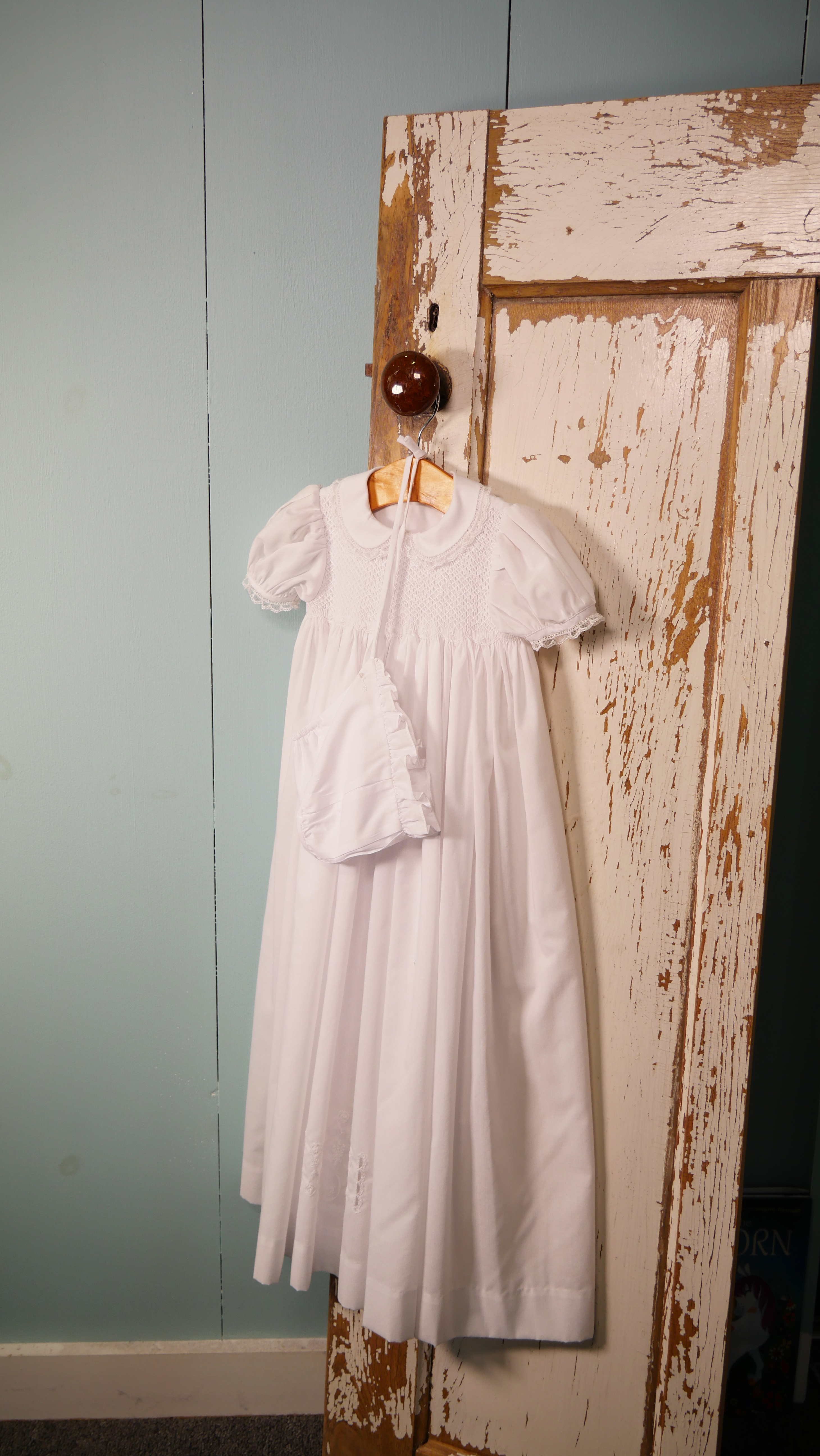 Girl's Christening Dress