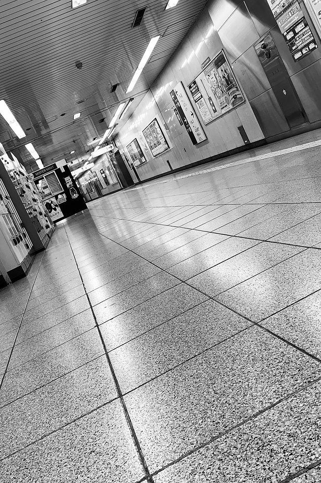 明治神宮前の駅