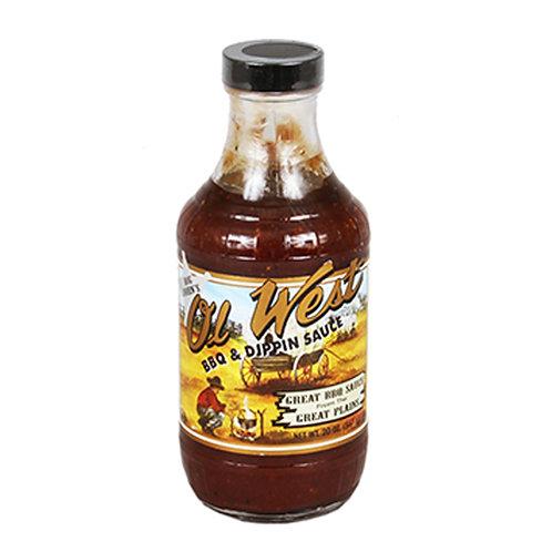 Big John's Ol West BBQ Dipping Sauce