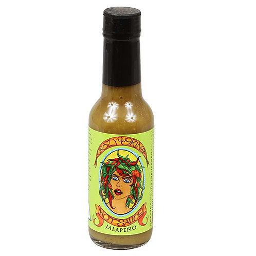 Crazy Gringa Jalapeno Hot Sauce