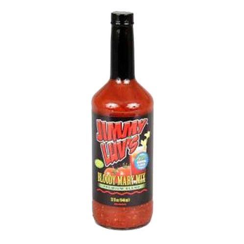 Jimmy Luv's Bloody Mary Mix