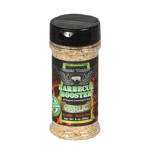 Croix Valley BBQ Booster Garlic Seasoning