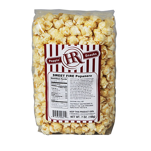 HR Sweet Fire Popanero Popcorn