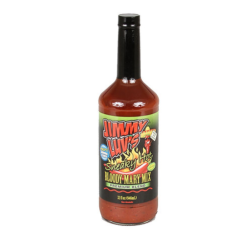 Jimmy Luv's Bloody Mary Mix-Sneaky Hot