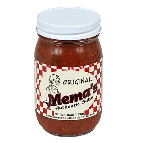 Mema's Original Authentic Salsa