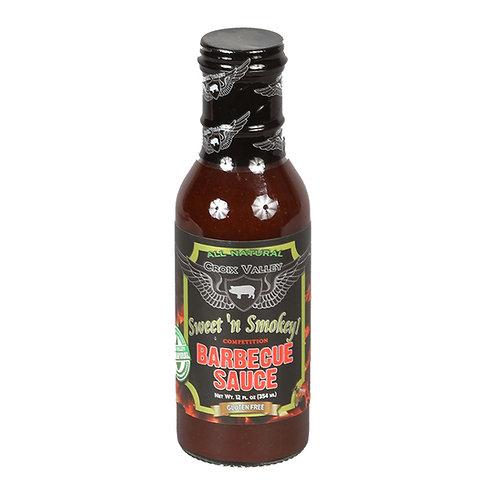 Croix Valley Sweet & Smokey BBQ Sauce