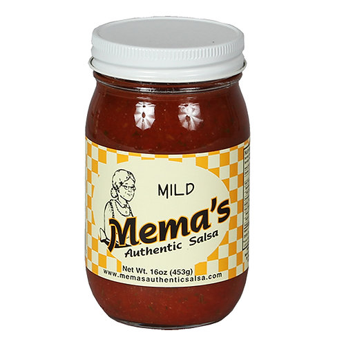 Mema's Authentic Mild Salsa