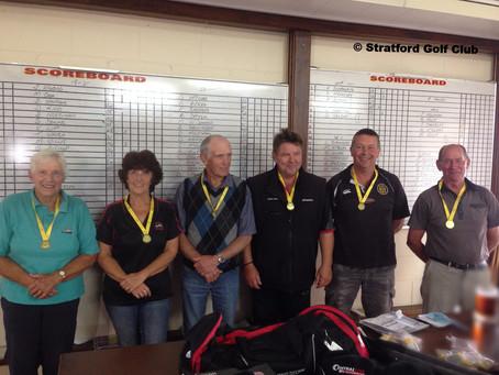 TET Taranaki Master Games Golf Results