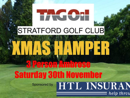 Stratford Xmas Hamper