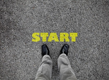 For God's Sake, Take the First Step