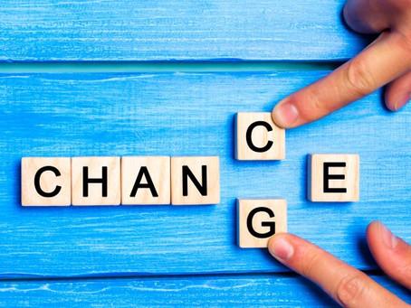 The Hardest Part About Change