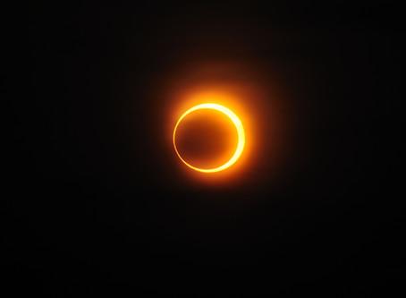 Powerful Solar Eclipse 26, December 2019