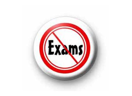 No Postlicensing Exams!