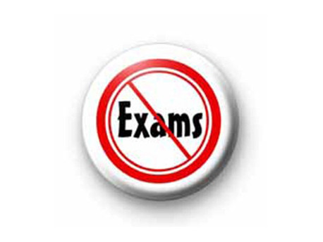 No Postlicensing Exams!