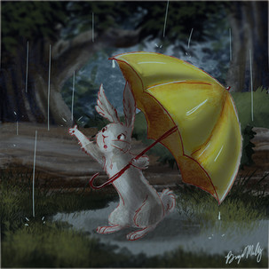 Rabbit In The Rain-72 dpi.jpg