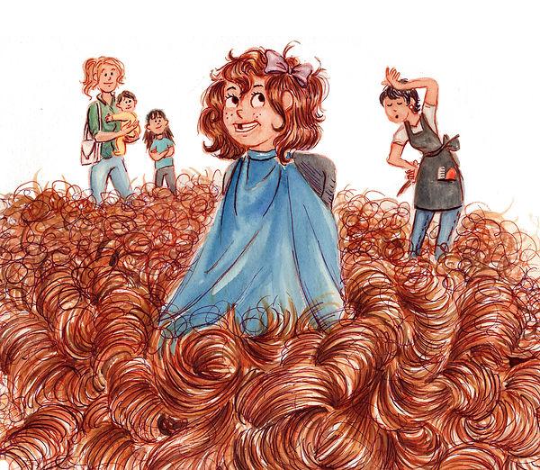 Annie Cuts her Hair.jpg