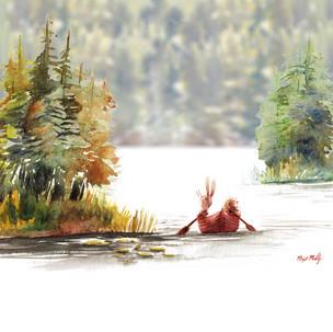 Bunny and Hedgehog on boat.jpg