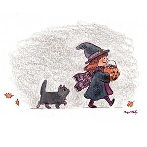 Halloween_Girl and Cat_1.jpg