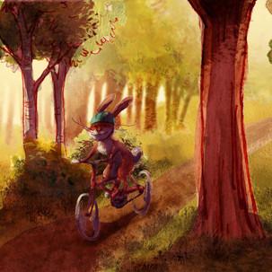 Bunny On a Bikeride.jpg