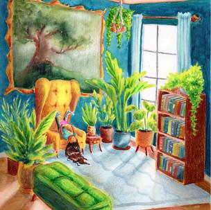 Library Jungle