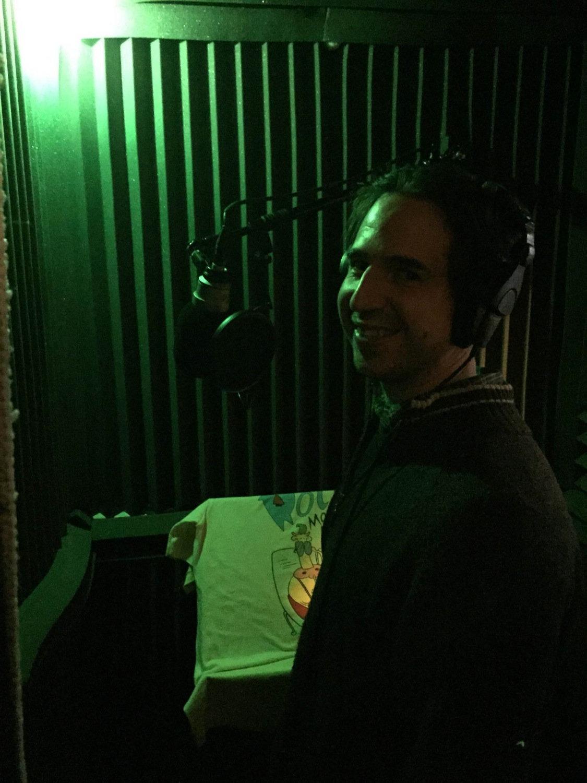 Audiobooks / Audio Post