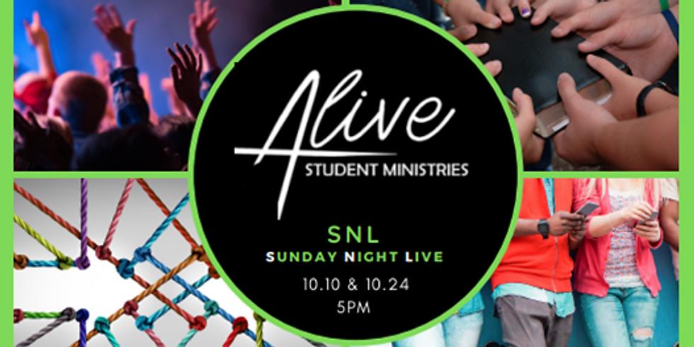 SNL: Sunday Night Live