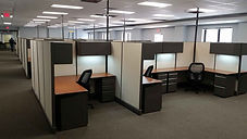 Oz Installation Office Cubicles