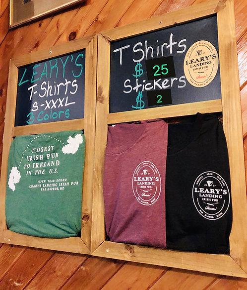 Unisex T-shirt + Sticker