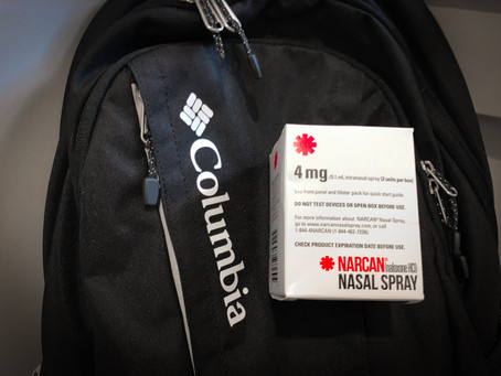 Naloxone – Saving lives creating second chances