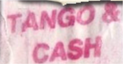 "Tango & Cash Stamped Glassine ""Branded"" Fentanyl"
