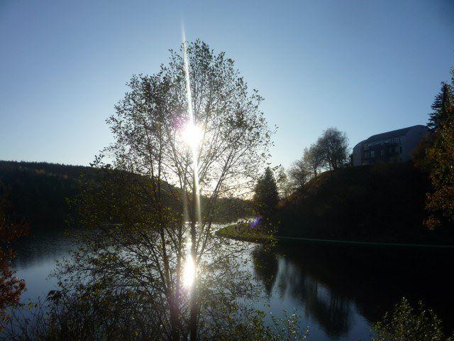 Lake Neufchâteau Ardennes