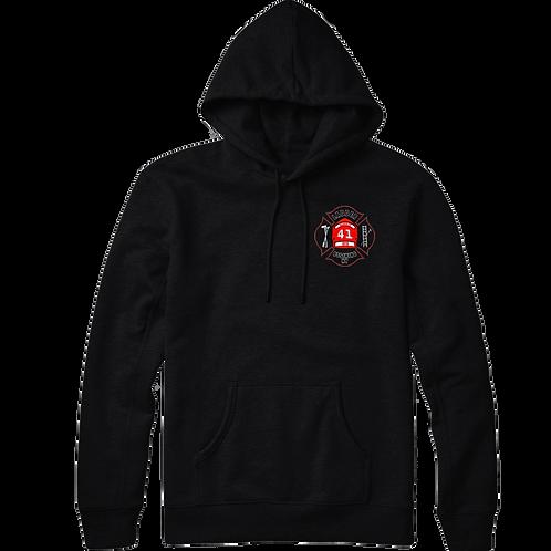 41 Heavy Hooded Sweatshirt