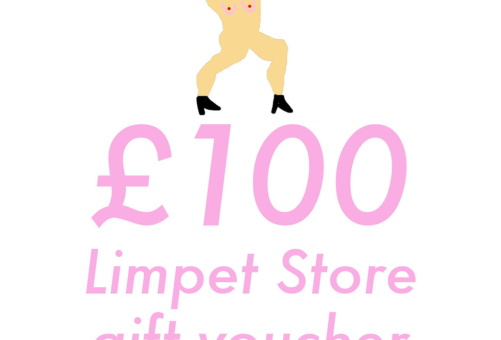 Limpet Store £100 Gift Voucher