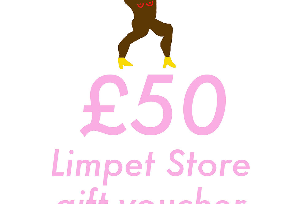 Limpet Store £50 Gift Voucher