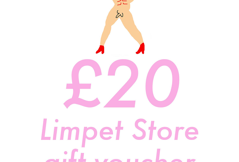 Limpet Store £20 Gift Voucher