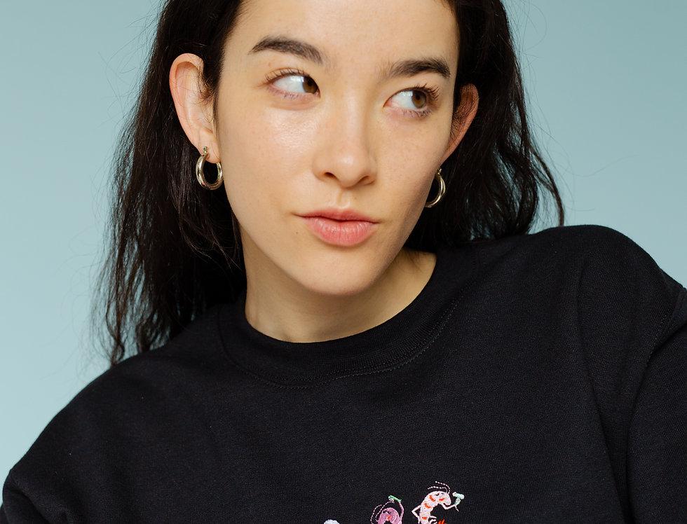 Self Care Shrimps Sweatshirt