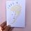 Thumbnail: Set of 3 Hand-drawn Shell Cards